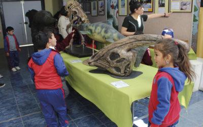 """THE VISIT YOUR SCHOOL MUSEUM"" PROGRAM ARRIVED AT PLANETA TIERRA KINDERGARDEN"