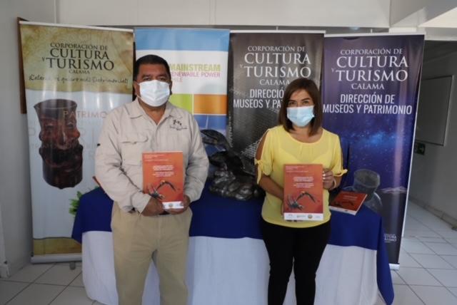 Con lanzamiento del libro sobre reptiles voladores extintos finaliza exitoso año de aportes literarios que rescatan historia de la provincia de El Loa